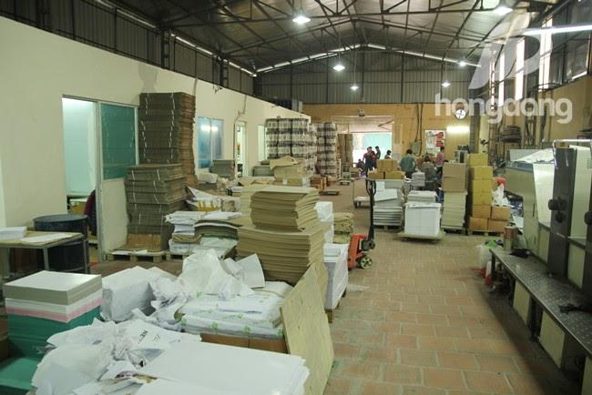 Công ty sản xuất phân phối lịch bloc chiết khấu cao tại Hà Nội