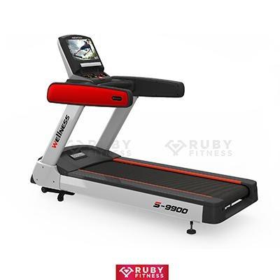 Máy chạy bộ phòng gym M-9900-LED