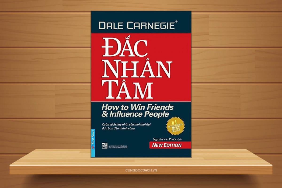 Tóm tắt & Review sách Đắc nhân tâm - Dale Carnegie - Cùng đọc sách