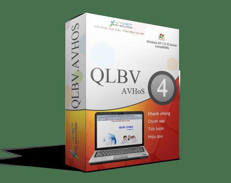 Phần mềm quản lý bệnh viện QLBV.AVHos - Giải pháp phần mềm An Việt