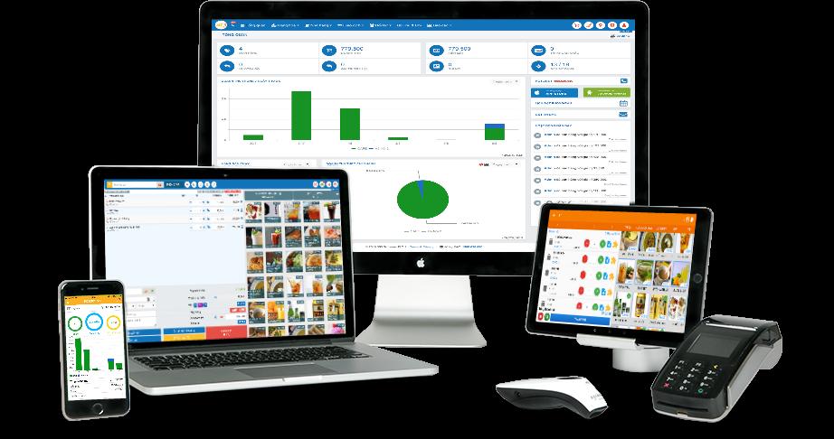 Phần mềm Pos 365 đã hỗ trợ các bạn kinh doanh như thế nào?