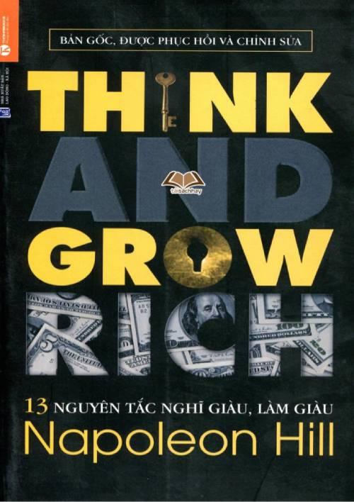 13 nguyên tắc nghĩ giàu, làm giàu