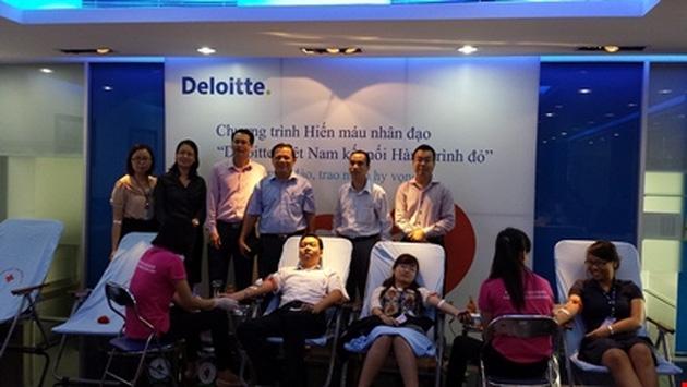 Công ty TNHH Deloitte Việt Nam