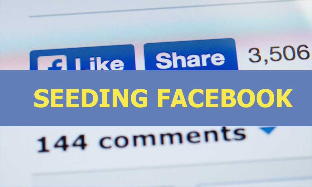 Những điều bạn cần biết về Seeding facebook